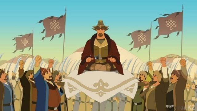 полнометражный исторический мультфильм