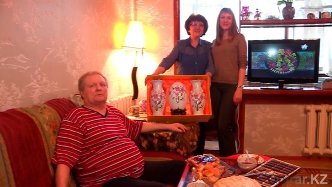 семья Матвиенко