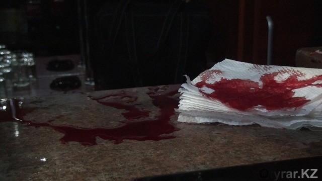 Кровавый бильярд в Шымкенте