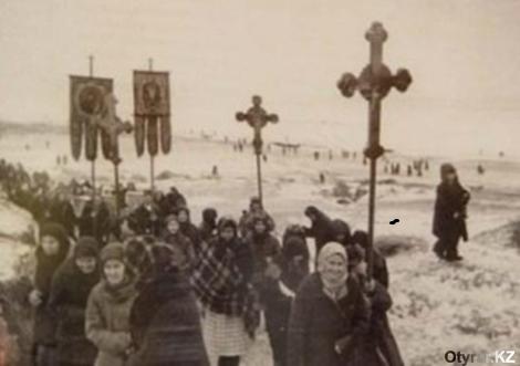 Икона Казанской божьей матери в осажденном Ленинграде