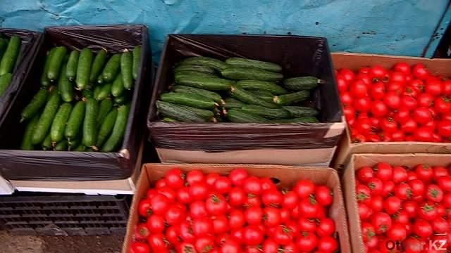 Продавать свою продукцию на шымкентских рынках сельхозпроизводителям не выгодно