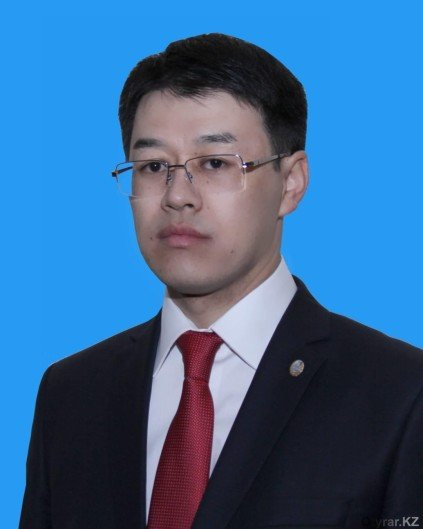 Алимкулов Еркегали Амантайулы