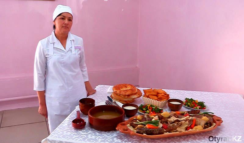 Забытые блюда национальной кухни вспомнили в Шымкенте
