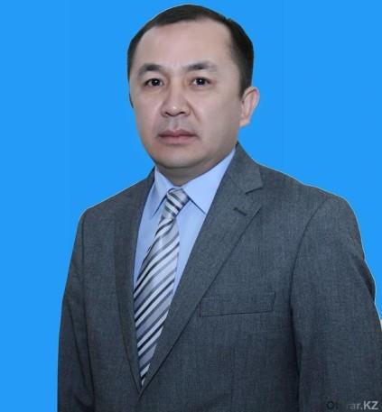 Арман Абдуллаев, аким Шардаринского района ЮКО