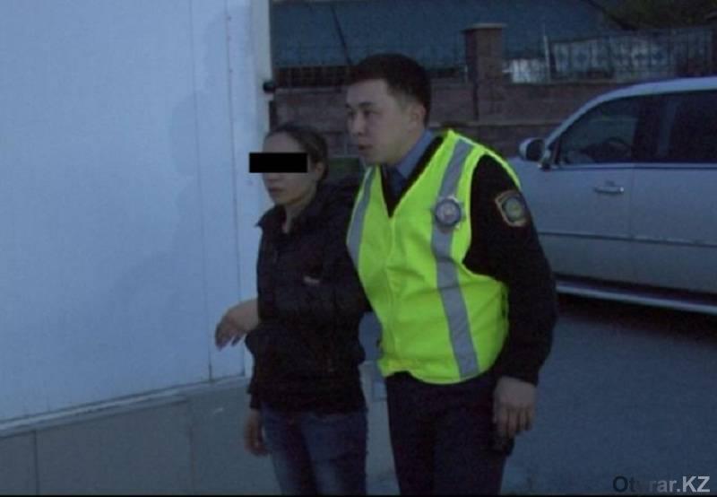 В Шымкенте полицейские задержали молодую женщину, подозреваемую в краже  кошелка,сообщает пресс-служба ДВД ЮКО. 99490fb9d18