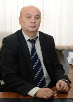 Главный специалист управления разъяснительной работы департамента государственных доходов Костанайской области Бауржан Ерменов.
