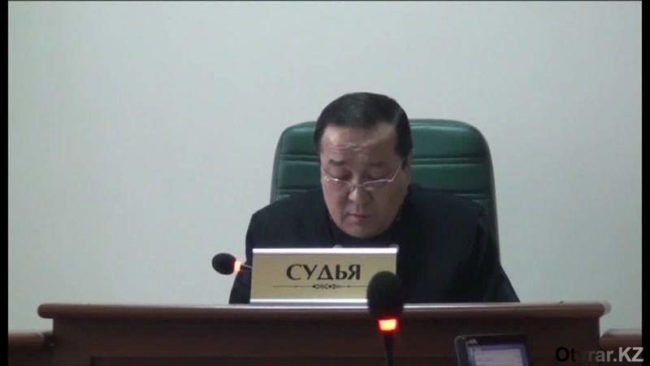 суд над Батырханом Шымалиевым