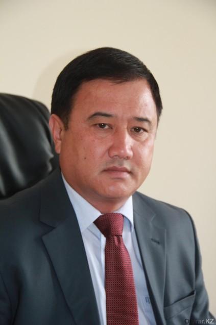 Самат Сапарбаев, новый аким Сайрамского района