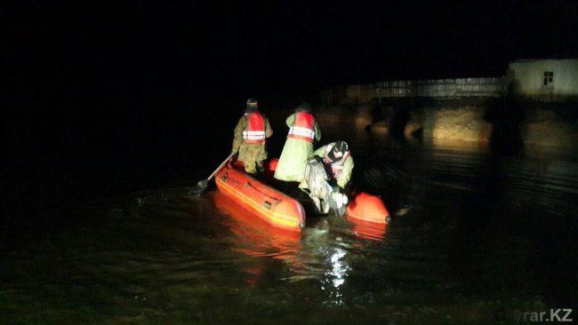 Спасатели шымкента в Акмолинской области