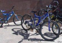 В Шымкенте двое мужчин украли у детей велосипедов