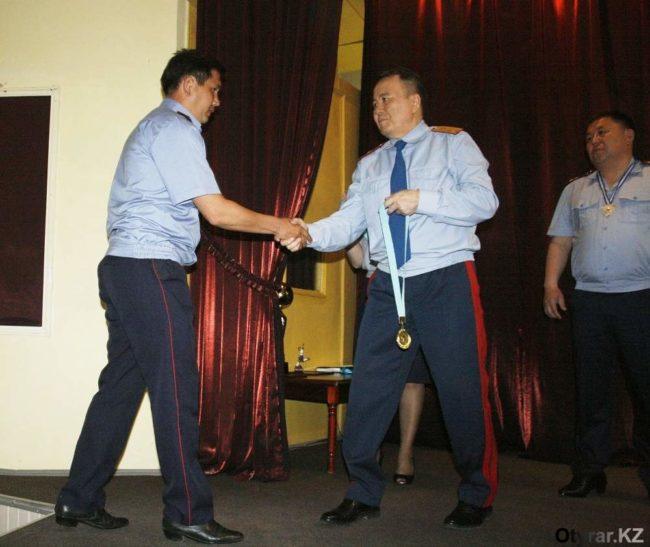 Полицейские ЮКО стали чемпионами по мини-футболу