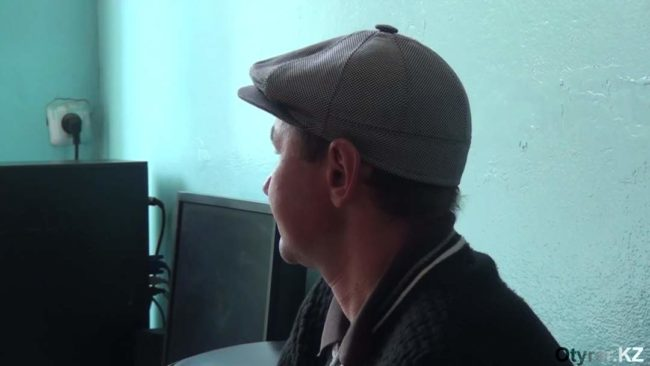 Вор-домушник задержан в Шымкенте