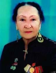 Айша Абдуллина