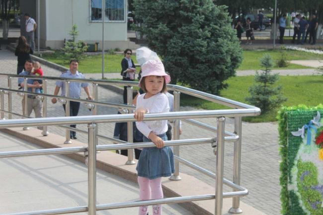 Шымкентцы дружно отпраздновали День единства народа Казахстана