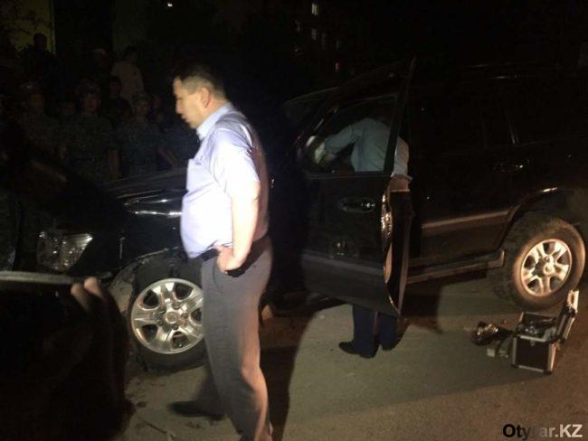В результате ДТП в Шымкенте погибли двое детей