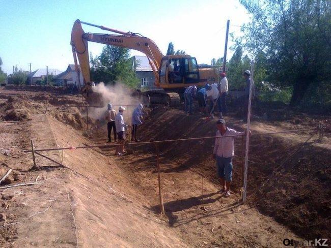 В Сарыагаше в пользование вернут 600 га поливных земель