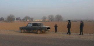 В Сарыагаше открыто ограбили автовладельца