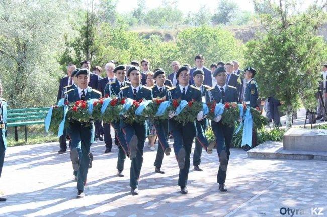 В ЮКО прошел митинг памяти жертв политических репрессий