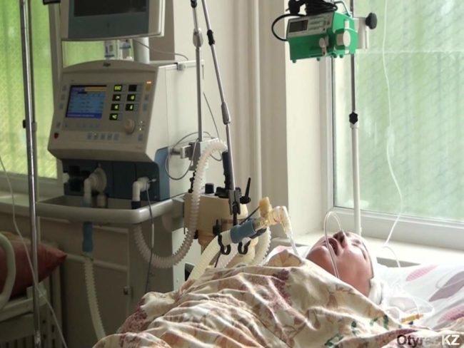 Женщина, пострадавшая в ДТП на Аргынбекова