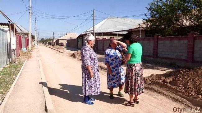 Жители Шымкента возмущены бесхозяйственностью
