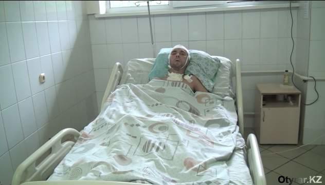 Безымянного пациента шымкентской больницы опознала сестра