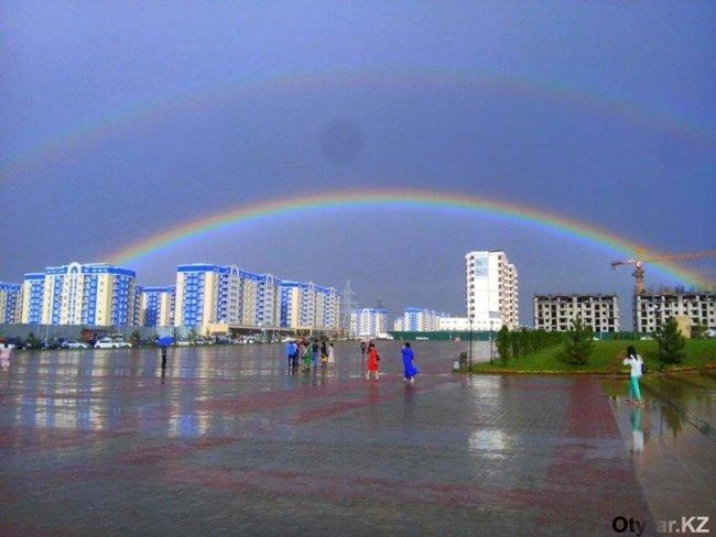 фото Динары Бекболаевой