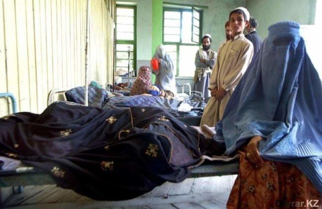 холера в афганистане