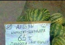 арбузы