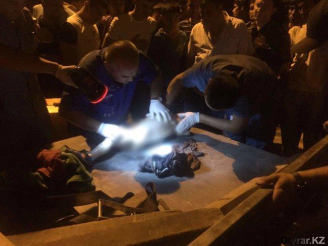 Врачи осмотрели тело утонувшего ребенка и констатировали смерть