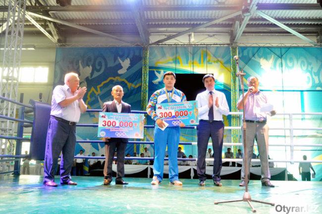 В Шымкенте стартовал чемпионат по боксу на Кубок акима Шымкента