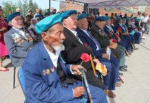Шымкентские ветераны