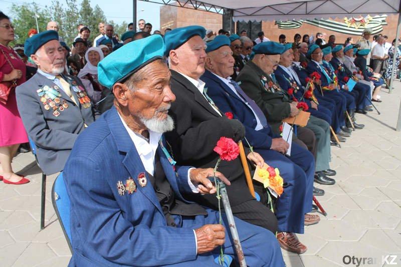 ВАстане ветераны войны получили по 90 000 руб. коДню Победы