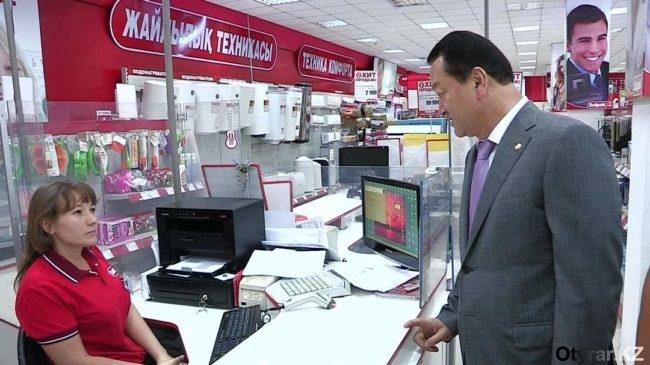 Департамент государственных доходов по ЮКО разъясняет о порядке применения ККМ