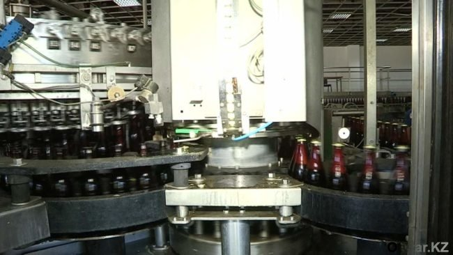 Линия розлива пива