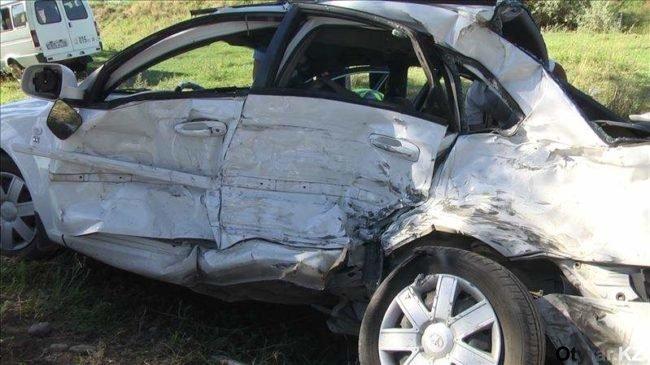 Жуткая авария в Шымкенте унесла жизнь маленького ребенка
