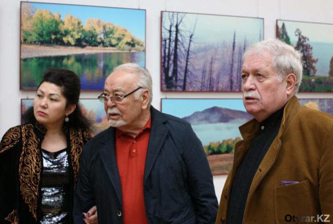 В гостях ТК «Отырар TV» побывал экс-председатель Союза кинематографистов РК Игорь Вовнянко