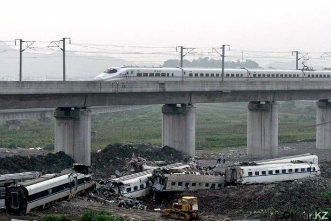 катастрофа в вэнчьжоу