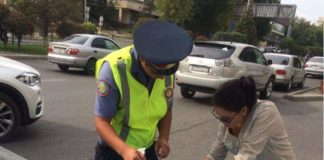 В ЮКО подвели итог рейда «Безопасная дорога»