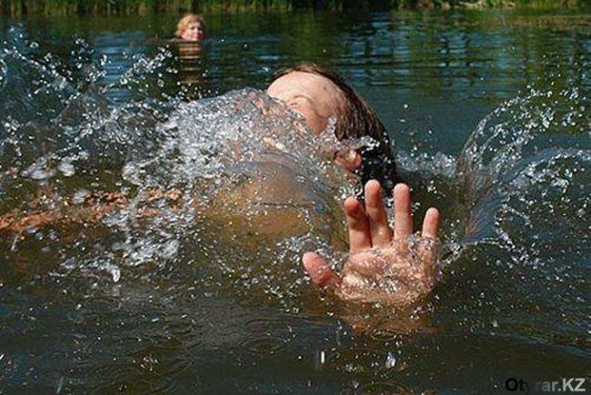 За сутки 1 июля в ЮКО утонули ребенок и мужчина
