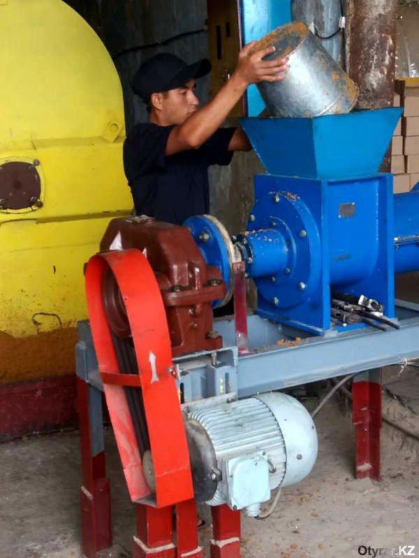 В Южном Казахстане начали производить хозяйственное мыло
