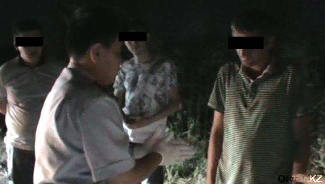 Житель Шымкента задежран с 3 кило наркотикой