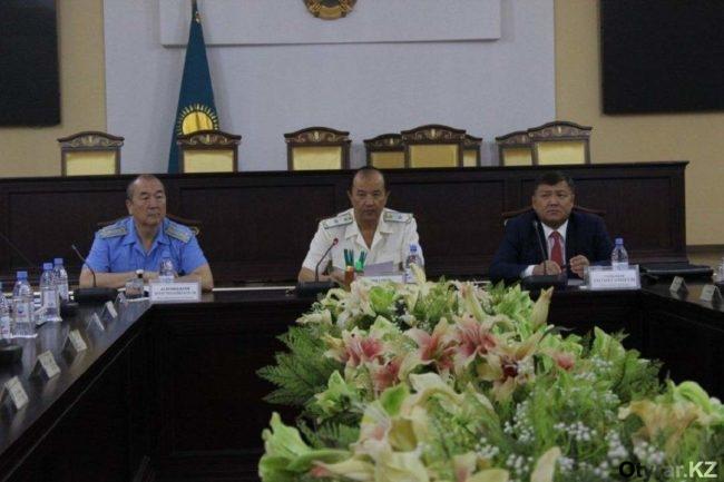 Что попросили инвалиды Южного Казахстана у прокурора области