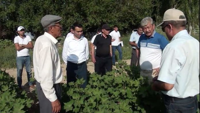 Сапарбек Туякбаев: