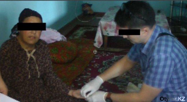 Две жительницы Шымкента задержаны при продаже героиня
