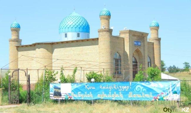 Самый красивый мечеть - в Махтаарале