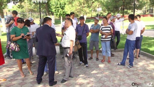 Еще 30 семей уехали из Сарыагаша в Северный Казахстан