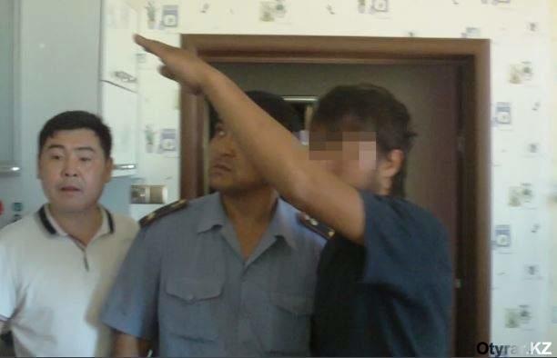 В Казыгурте наемные работники напали с ножом на хозяина