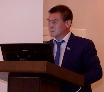 Нурлан Бекназаров