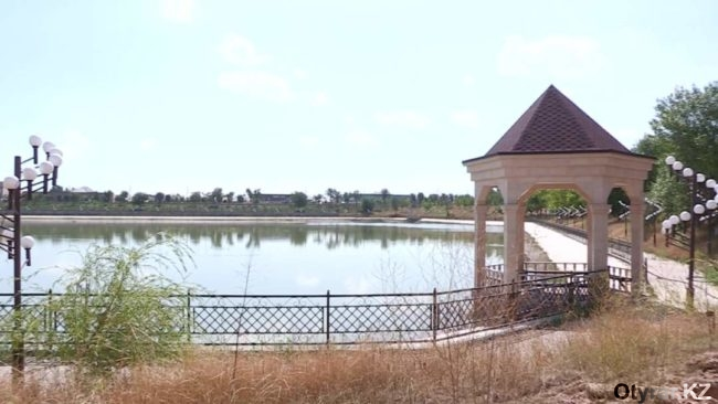 озеро Тулпар