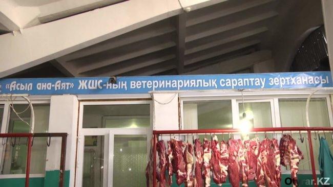 Лаборатории Шымкента начали усиленную проверку мяса в городе